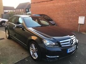 Mercedes c class top spec!!!!!!!