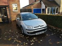 Citroen C4 - Non-starter, project or spares & repairs