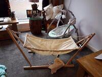 Amazona's Koala baby hammock swing