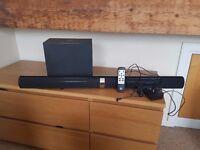 ROTH Bluetooth Speakerbar & Sub