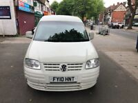 VW VOLKSWAGEN CADDY WHITE - SENSIBLE OFFERS
