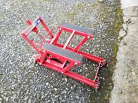 Motorcycle Lift Jack ( SOLD)