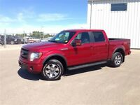 2013 Ford F-150 FX4-Great colors - low kms-No