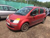 2006 55 Renault modus 1.2 .. spares or repairs .. needs clutch.. runs well .. ✅ clio micra