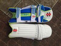 grey nicholls cricket pads