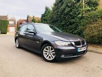 2007/07REG BMW 318D FULL HISTORY - 12 MONTHS MOT - ELECTRIC REAR + FRONT WINDOWS