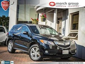2014 Acura RDX Only 36000km! Accident Free!