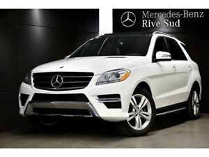 2015 Mercedes-Benz M-Class ML350 BlueTEC 4MATIC,NAVIGATION