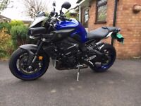 2017 Yamaha MT 10 for sale