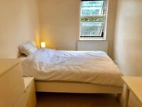 Large Double Bedroom in a Clean Flat Share close to Shops and Elephant & Castle, South Bermondsey