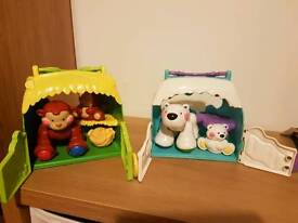 Fisher price toy sets