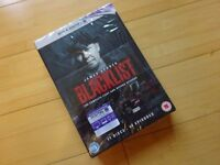 Blacklist - Complete First & Second Season - Sealed and brand New!