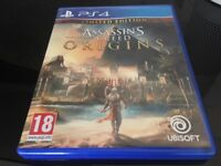 Assassin's Creed Orygins Limited Ed