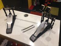 YAMAHA DFP9500C double pedal - VG conditions!!! Amazing kick drum pedal