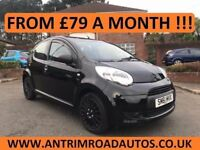2011 CITROEN C1 1.0 VT ** LOW MILES ** FULL HISTORY ** FINANCE AVAILABLE WITH NO DEPOSIT **