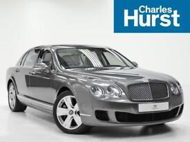 Bentley Continental FLYING SPUR (grey) 2012-06-18