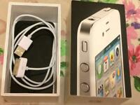 Iphone 4 16gb Unlocked All Network New