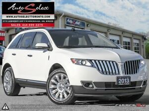 2013 Lincoln MKX AWD ONLY 67K! **TECHNOLOGY PKG** CLEAN CARPROOF