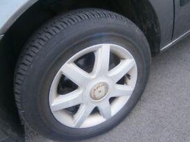 New 195/65/15 tyres