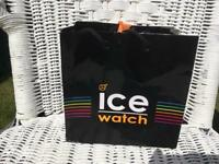 ICE WATCH !! FREE DELIVERY IN LOCAL AREA !!