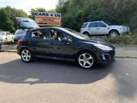 Peugeot 308 1.6L Diesel Allure Version Nav Version E-HDI! £20 a Year Road Tax!