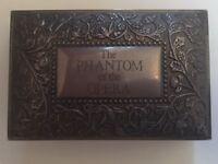 Phantom of the Opera trinket box