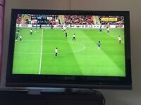 """40"""" TV: Sony KDL-40V4000 - 40"""" Widescreen 1080P Full HD Bravia LCD TV - With Freeview"""