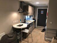 Double Room with en-suite in NE1 (Urban Study Tyne Bridge)