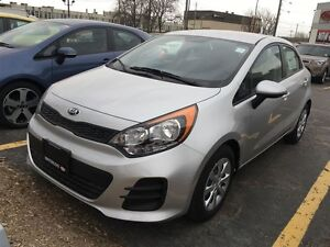 2016 Kia Rio (5) LX+ / at Demo Priced!