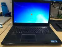 Dell 15.6 Intel I5 Processor - laptop refurbished nice and quick