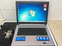 Excellent Sony laptop, 320 HDD, Intel dual core, 3 gb RAM