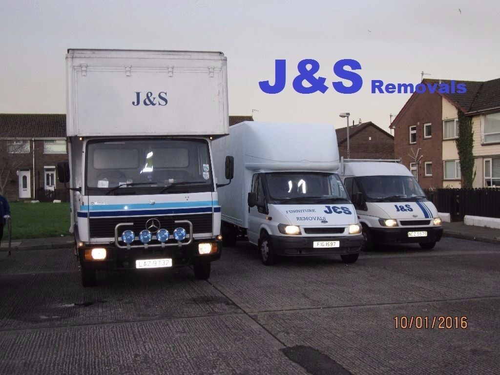 J&S FURNITURE REMOVALS AND DELIVERIES :- 07873793088