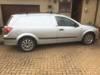 VaXhall Astra van 2006 spairs or repair starts and drives but stopes when hot