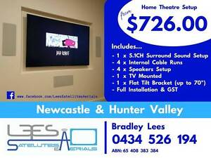 Home Theatre Setup Package Deal $726.00 Charlestown Lake Macquarie Area Preview