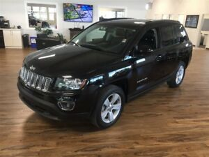 2017 Jeep Compass North 4X4 Leather Heated seats