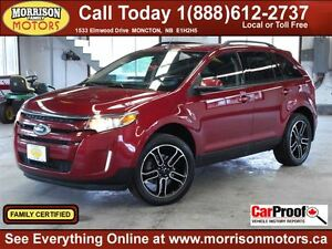 2013 Ford Edge SEL AWD  - Loaded! Beautiful!