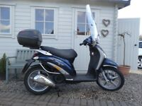 PIAGGIO LIBERTY 125 SCOOTER IN EXCELLENT CONDITION