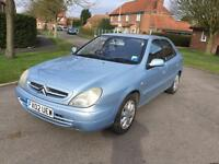 WOW THIS IS A MUST SEE 2002(02) CITROEN XSARA LX 1.6 16V FULL MOT FEBRUARY 2018 NO ADVISORYS