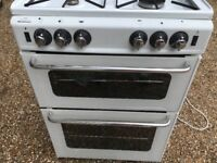 New World New Home Gas Cooker - Very Clean Inside and Out