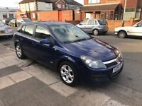 Vauxhall Astra sxi 1.4 8 months mot 80,000 Miles hpi Clear service history cheap insurance