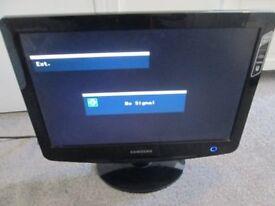 SAMSUNG SYNCMASTER 932MW. TV / MONITOR. EXCELLENT COND. HDMI CONNECT. NO REMOTE.