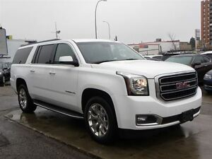 2015 GMC Yukon XL SLT|4X4|8.PASSENGER|LEATHER|SUNROOF