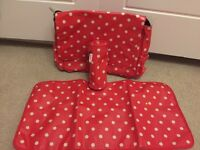 Cath Kidston - changing bag