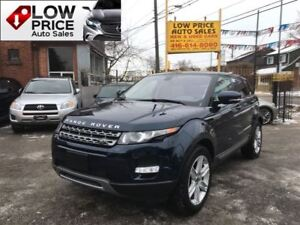 2013 Land Rover Range Rover Evoque PanoramicRoof*Alloys*Bluetoot