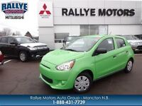 2015 Mitsubishi Mirage ES $9,948* or $33 weekly !!!, 10 Yr Warra