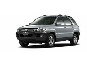 2005 Kia Sportage LX - Just arrived! Photos coming soon!