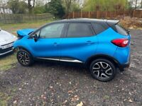 Renault, CAPTUR, Hatchback, 2016, Manual, 1461 (cc), 5 doors