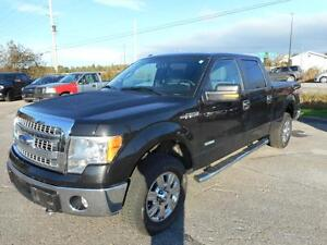 """2014 Ford F-150 4WD SuperCrew 157"""" X"""