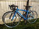 Carrera Junior road bike 10 to 14 years  41cm lightweight aluminium frame