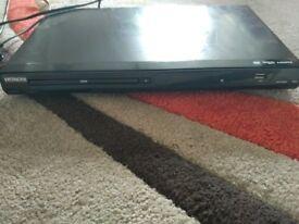 Hitachi DVD435UK No remote
